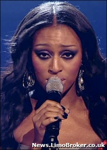 X-Factor winner Alexandra Burke reveals Simon Cowell isn't a fan of Twitter