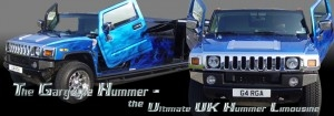 The Gargoyle Hummer is the ultimate party limo