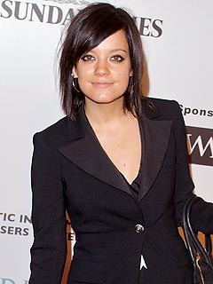 Lily Allen Tweets following the birth of her daughter
