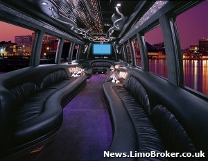 Limo hire companies must obtain license for use of DVD's