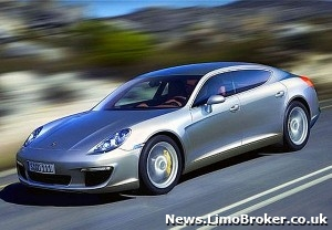 Porsche Panamera joins car hire fleet