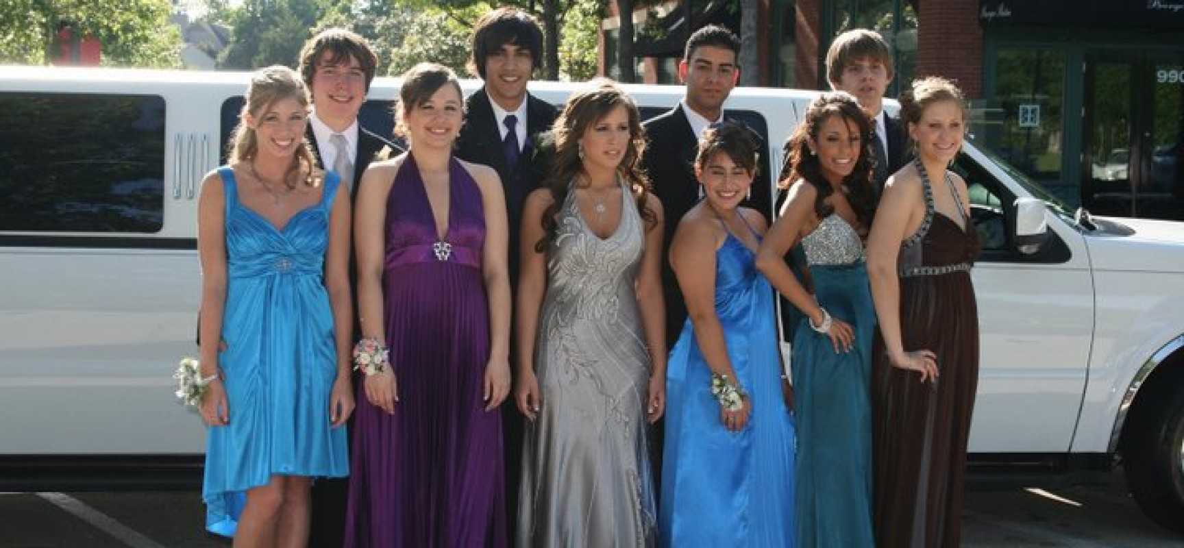 Over 400 pupils attend school prom fair in Stafford
