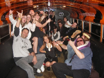 Onboard Party Bus