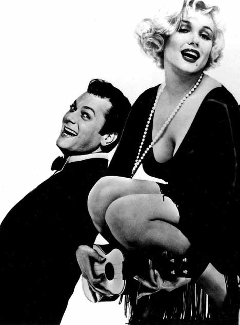 Hollywood great Tony Curtis dies aged 85