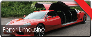 Ferrari Limo Hire