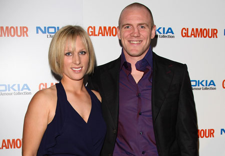 Mike Tindall And Zara Phillips3