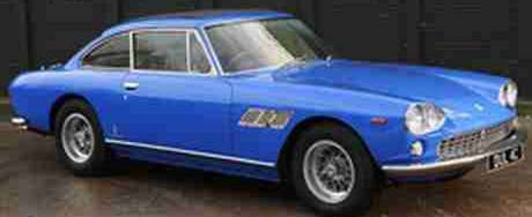 John Lennon's Ferrari to go under the hammer