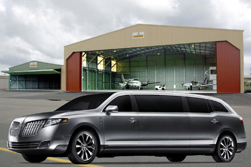 New MKT Limo makes its debut in Las Vegas
