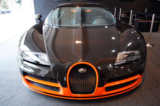 Bugatti Veyron Sports Car