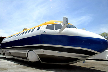 Is the limo jet the ultimate party vehicle?