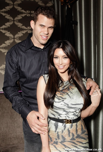 Kim Kardashian And Kris Humphries2
