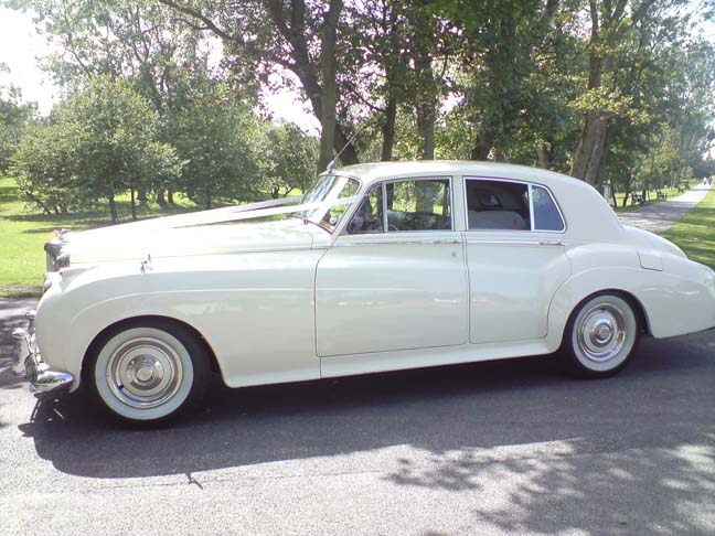 Bentley Wedding Limousine