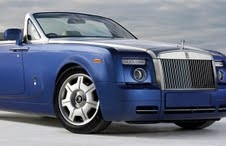 New Rolls Royce car hire website Rent-a-Roller launched today
