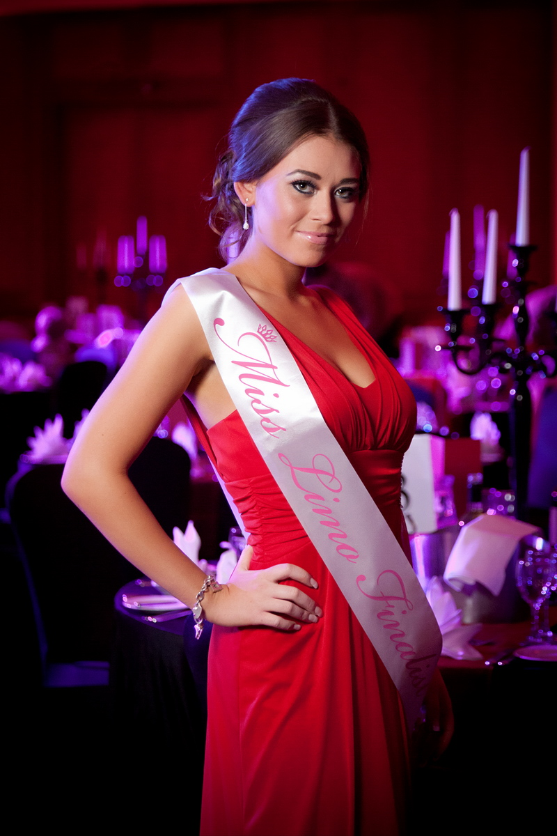 Gemma Roberts - Winner of Miss Limo 2012