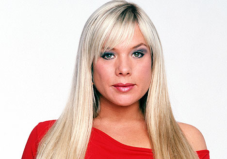 Letitia Dean set for Eastenders return in 2012