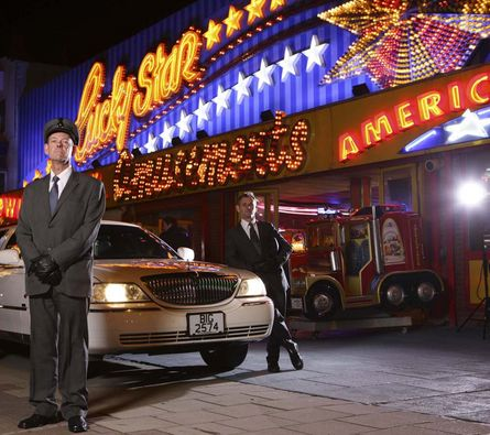 Limo Hire Company gets its TV debut on Channel 4 Show