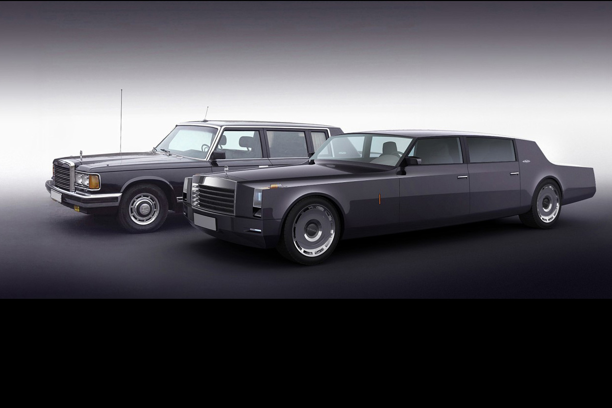 Russian luxury transport icon the ZiL limo returns  Limo Broker