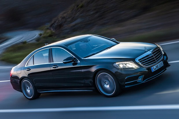 Mercedes-Benz Introduces New S350 Limousine to Cater to Growing Demands For Luxury Transport