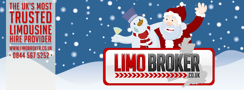 Limo Broker Wishes You A Merry Christmas!