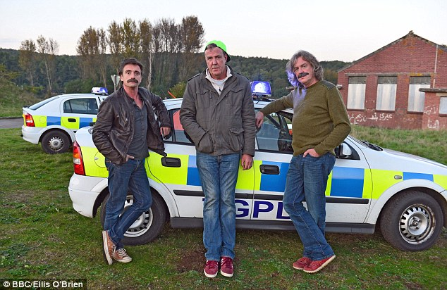 Top Gear Mark Their 21st Birthday With 1980's Police Chase