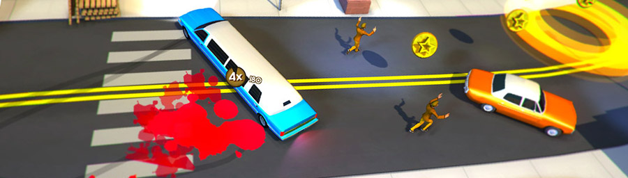 Revolving Limousine Game 'Roundabout' Joins Xbox One Scheme