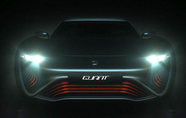 Quant to Reveal Sports Limousine at Geneva Motor Show in March
