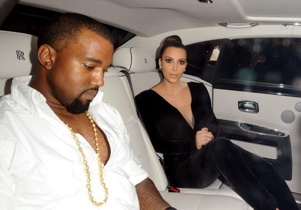 Limo Brokers D1 Rolls Royce Chauffeurs Kim Kardashian and Kanye West During London Visit!