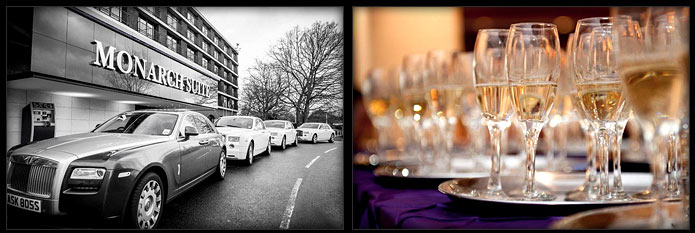The worlds best Rolls Royce's come together for DJH's Big Fat Indian Wedding