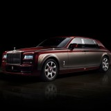 Rolls Royce Pinnacle Travel Phantom Unveiled