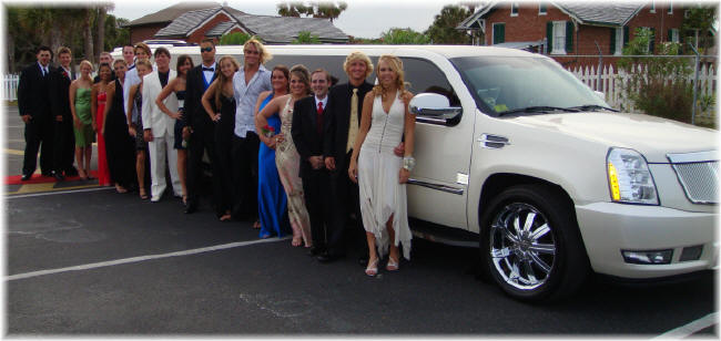 Yorkshire Press Warn Parents Off Hiring Unlicensed Stretched Limos for Prom