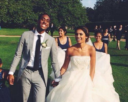 Leroy Fer books Limo Broker Rolls Royce Phantom for his wedding day