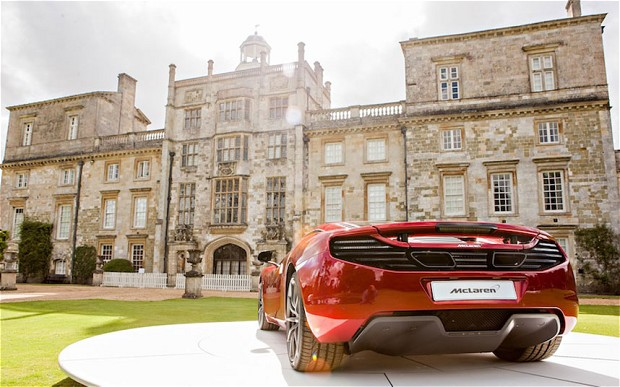 Limo Broker Review: Wilton House Supercar Event 2014
