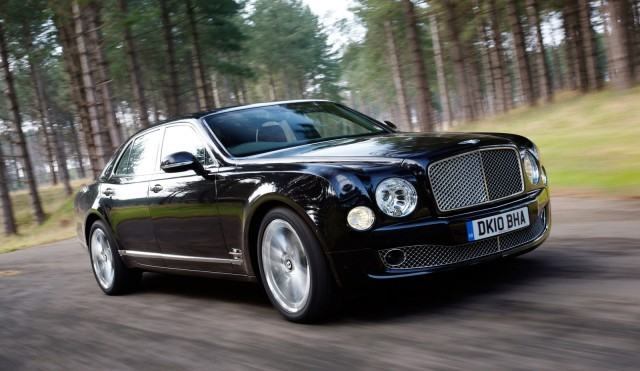 Bentley launches new flagship model