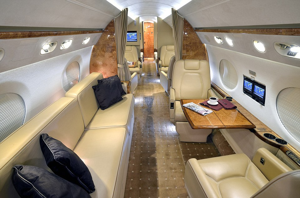 Tesco Put £23 Million Private Jet Up for Sale Due to Huge Fall in Sales