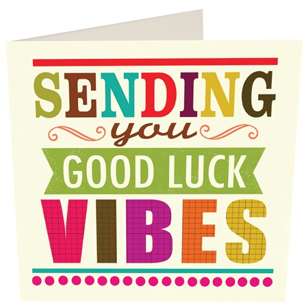 Good Luck To Our School Leavers!
