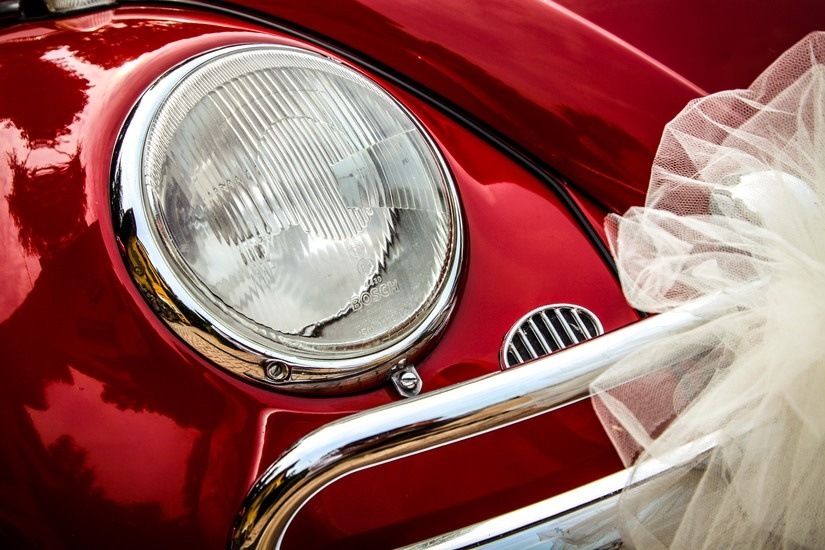 5 Tips For Choosing a Wedding Car