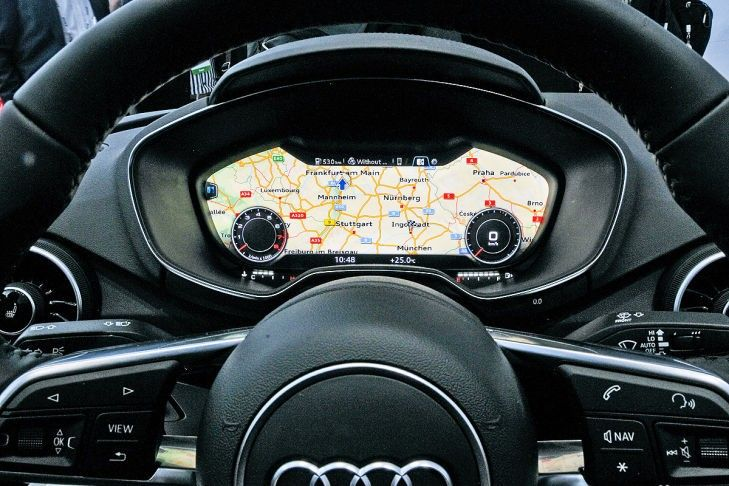 Audi Form Alliance With Samsung For Safer In-Car Technology