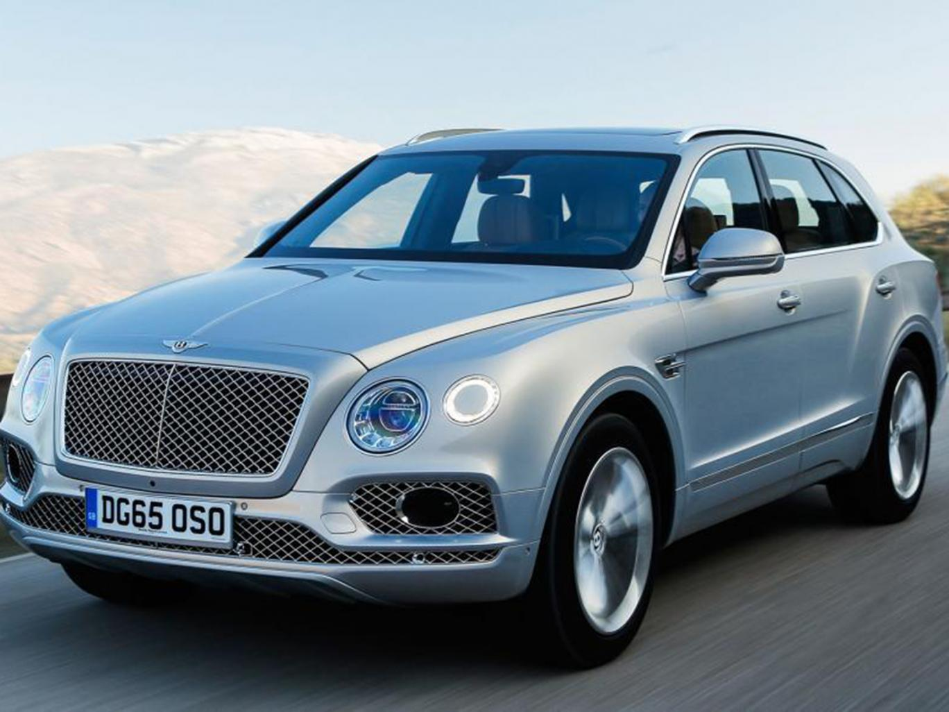 Bentley Bentayga Set to Dominate 2016 Car Sales Market