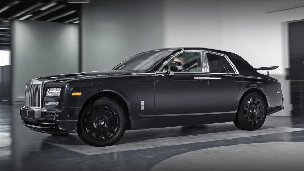 Rolls Royce SUV will be a 'daily driver'