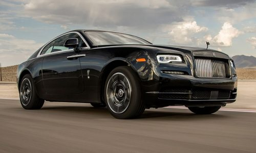 2016 Wraith Black Badge: The fastest Rolls Royce yet!