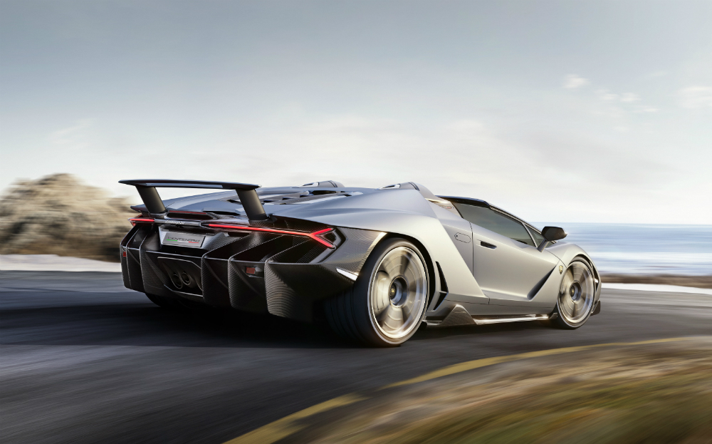 Lamborghini marks 100th birthday with the Centanario