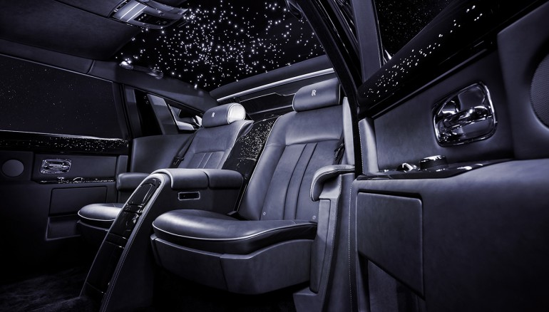 Bespoke Rolls Royce interiors: Our top picks