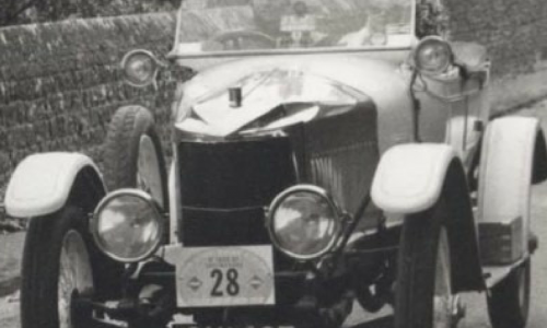 The world's first sports car goes on sale at the tender age of 102