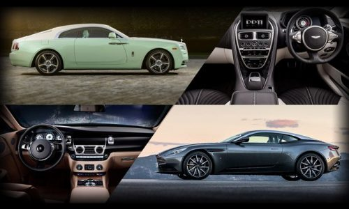 Aston Martin DB11or theRolls Royce Wraith? Cast your vote!