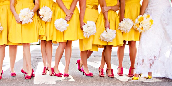 Popular Wedding Colour Schemes for 2017