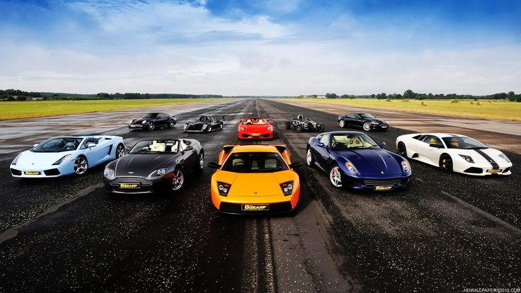 Ferrari, Lamborghini, Maserati and Maserati to open a supercar university