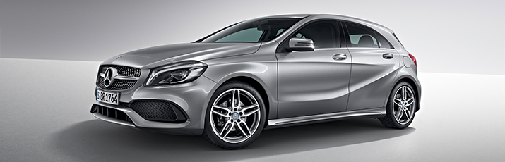 Mercedes unveil 2018 A Class model