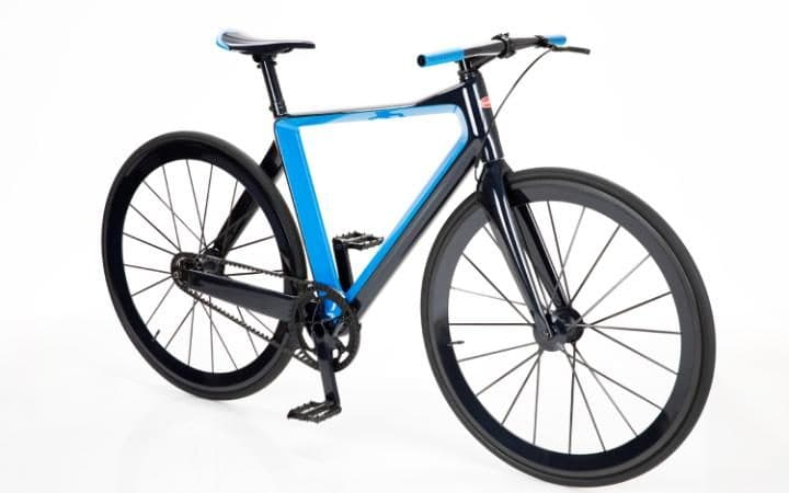 PG Bugatti bicycle on sale for £39,000