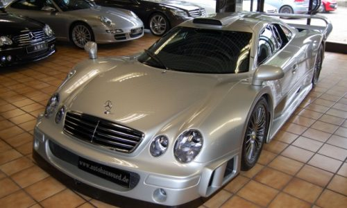 1997 Mercedes-Benz CLK GTR goes on sale for an eye-watering $2.7 million