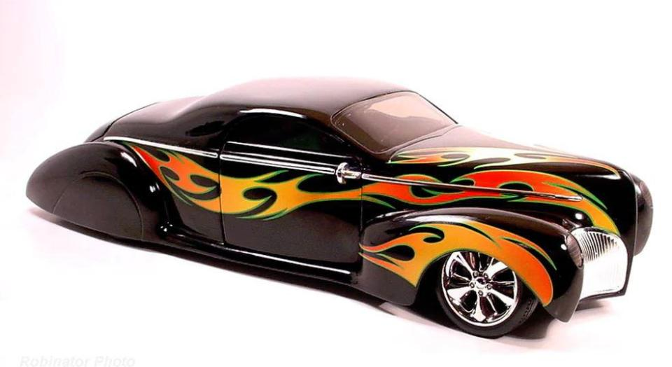 Car Museum Los Angeles >> The real-life 'Scrape' toy car on sale for £300,000 - Limo Broker News